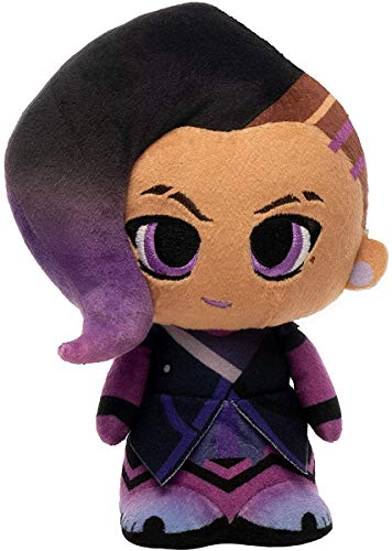 Funko FK31385 Plushies: Overwatch: Sombra Actionfigur, Multi