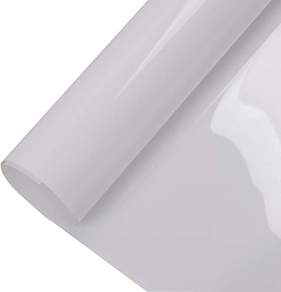 HOHOFILM 5ft By 100ft Roll White Frosted Window Films Self Adhesive Glass Tint Sun Blocking Heat Control Privacy Protection For Office Bathroom