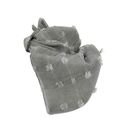 TININNA Accessoires pour Photos de Bébé Wraps Accessoires de Photographie pour Nouveau-né Stretch Wrap Couverture Swaddle pour Les Tout-Petits Garçons Filles Gris Clair