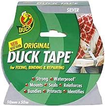Shurtape - Eend Tape Origineel 50mm x 50m Zilver