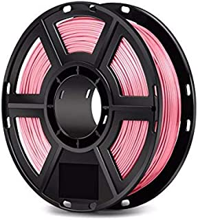 WOL 3D Flashforge 1.75 3D Printer Filament by 3D (Pink)