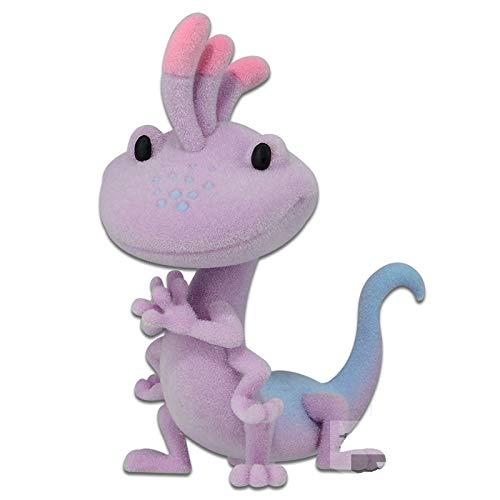 Banpresto - Q Posket, Pixar, Fluffy Puffy, Monstruos S.A., Randall (Bandai BP16146)