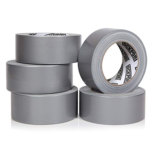 Our #5 Pick is the Lockport Heavy Duty Silver Duct Tape