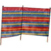 Solmar Paravientos para Playa 200 x 115 cm