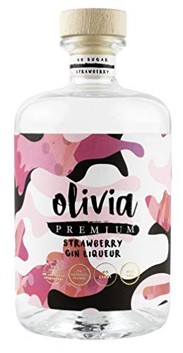 Olivia Premium Strawberry Gin - 700 ml