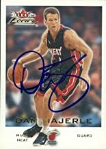 Autograph Warehouse 51903 Dan Majerle Autographed Basketball Card Miami Heat 2000 Fleer Focus No .136