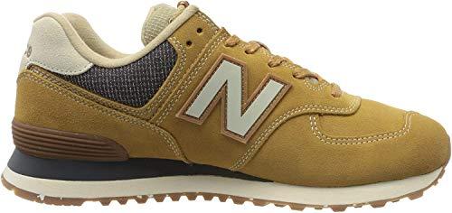 New Balance 574v2, Zapatillas para Hombre, Marrón (Brown SOI), 38.5 EU