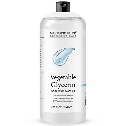 MAJESTIC PURE Vegetable Glycerin - Perfect Soap Base - DIY Home...