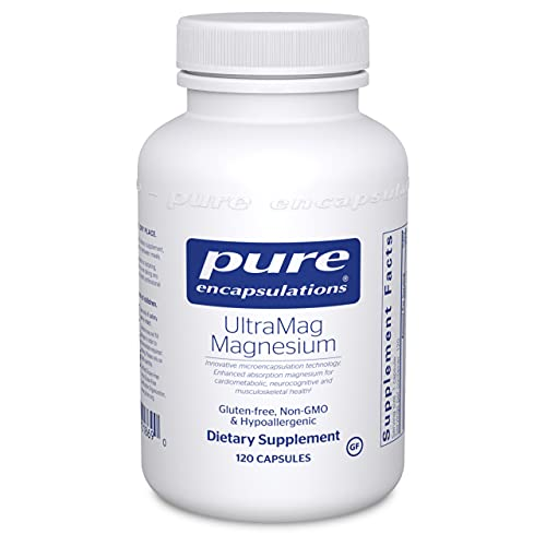 Pure Encapsulations UltraMag Magnesium | Supplement to Support...