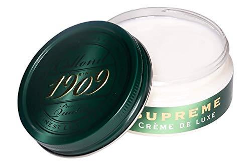 Collonil 1909 Supreme Creme de Luxe 79540000398, Lucido da scarpe unisex adulto - Trasparente senza colore