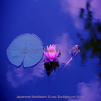 Koto Solo - Music for Zen Yoga