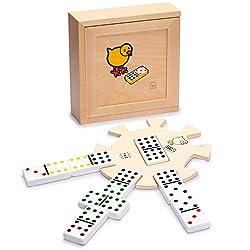 chicken foot dominoes rules