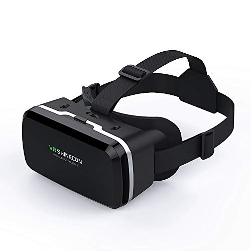 Best Prices! VR Headsets Compatible with iPhone & Android Phone-Virtual Reality Headsets New 3D VR G...