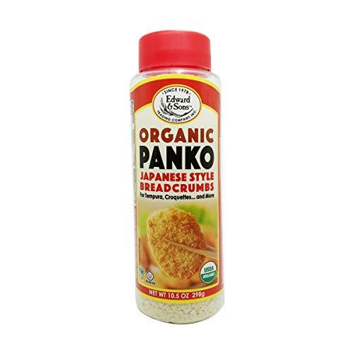 Edward & Sons, Bread Crumbs Panko Organic, 10.5 Ounce