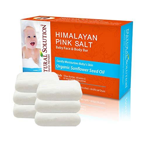 Natural Solution Organic and Natural Baby Bar Soap