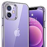 HOOMIL für iPhone 12 Mini Hülle Transparent, Handyhülle für iPhone 12 Mini Case Flexibles...