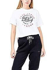 Camiseta Pepe Jeans de Manga Corta Color Blanco para Mujer