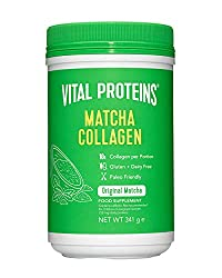 Bioavailable: Collagen is easily digested and absorbed by the body. Rich in Antioxidants: Matcha contains 137 times the amount of antioxidants as other green teas. Easy to Use: No complicated preparation required! Simply dissolve into an 8 oz. glass ...