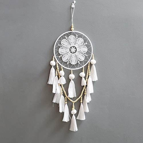 DUOER Wind Chimes Handgemaakte Dream Catcher Wall Opknoping Gift van de Ambacht Home Decoration