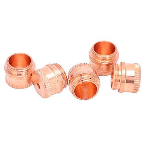 Hardware Tools Plasmasnijdertoorts met 5 mondstukken voor het snijden van verschillende metalen met eenvoudige installatie 9‑8239 met flexibele bediening en superieure prestaties