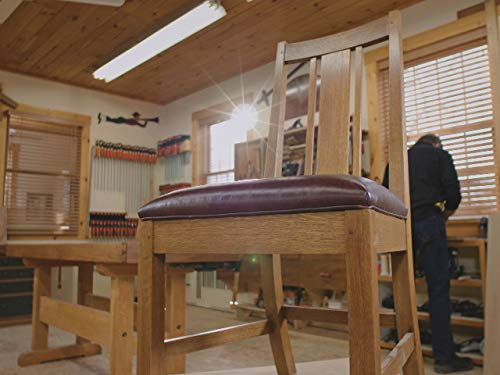 Craftsman-Style Dining Chair
