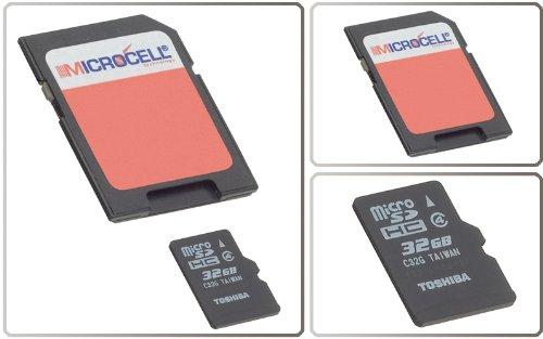 yayago Microcell SD 32GB Speicherkarte / 32 gb Micro sd Karte für Denver ACG-8050W