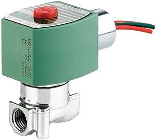 0.15 Cv 3//32 Orifice Gems Sensors D2013-C111 430F Stainless Steel General Purpose High Flow Solenoid Valve 120 VAC Voltage 350 psig Pressure 60 Hz 3//32 Orifice Gems Sensors /& Controls