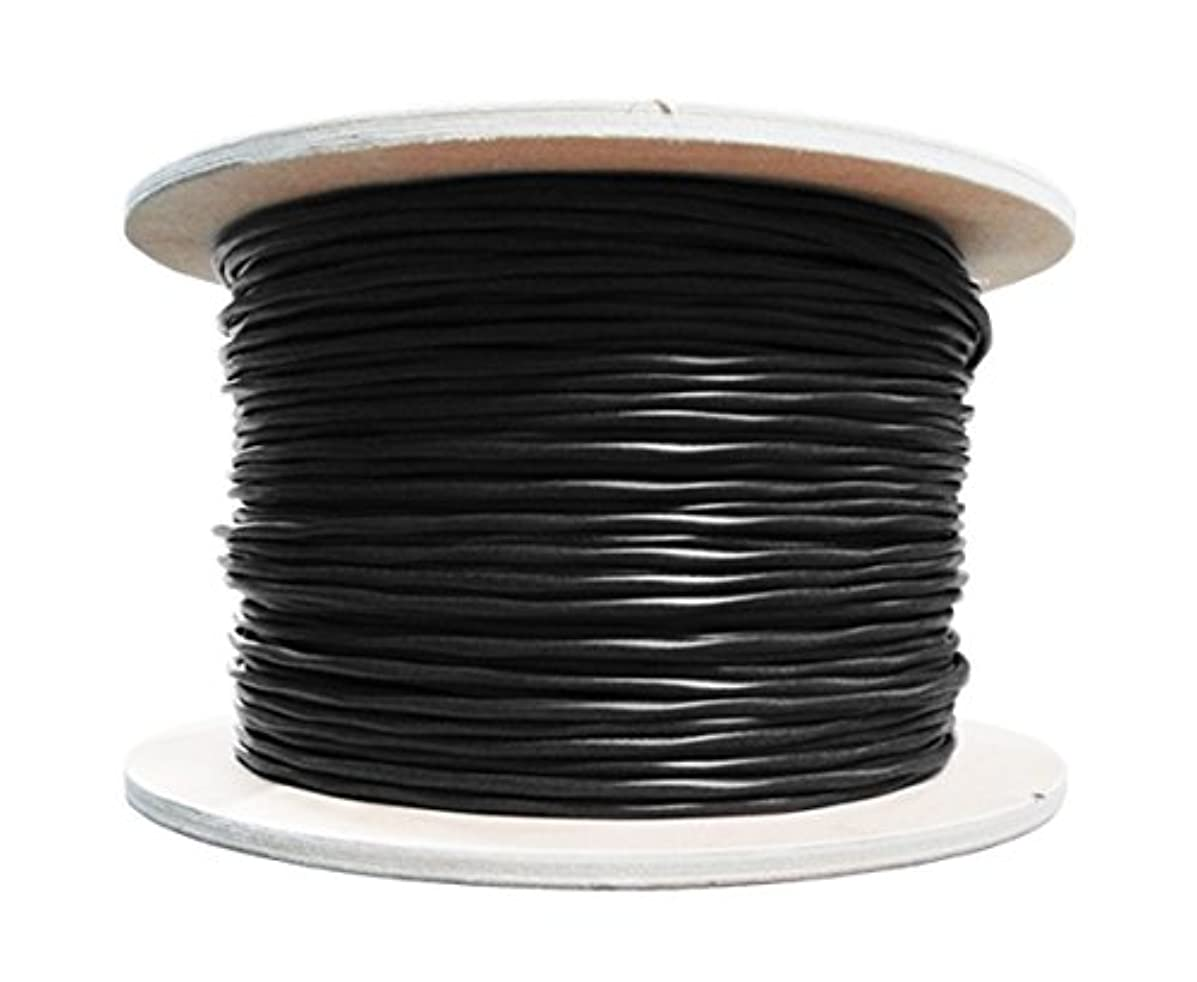 Certicable CAT6A Cable Ethernet 750MHz Outdoor Direct Burial Solid Shielded 10G LSZH 500' Ft