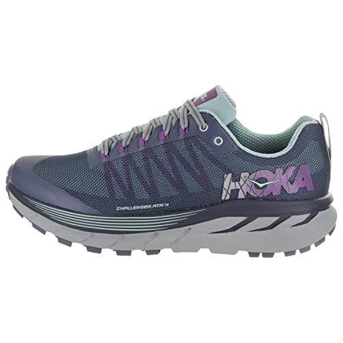 HOKA ONE ONE Women's Challenger ATR 4 Trail Running Shoes Aquifer 6.5