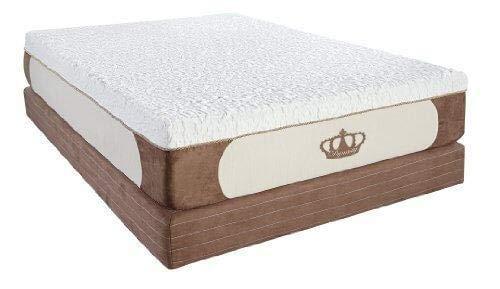 Dynasty Mattress 14-Inch, 5 Layer, Grand CoolBreeze, HD Gel Memory Foam Mattress (Queen)