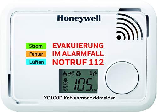 Honeywell Home XC100D-DE-A Kohlenmonoxidmelder