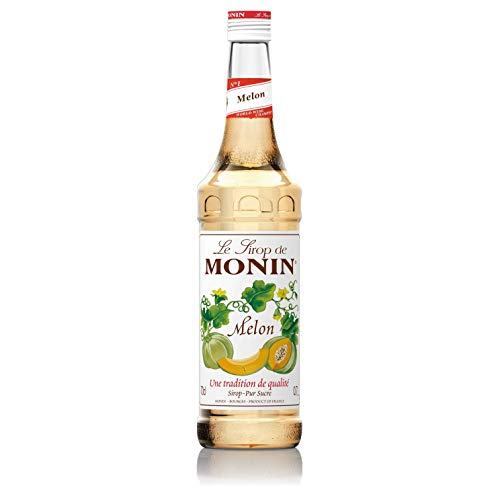 Monin Melone Sirup, 1er Pack (1 x 700 ml)
