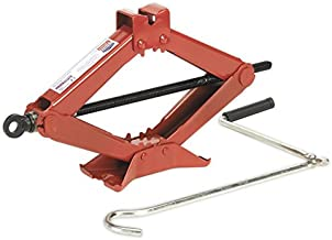 Sealey 58M 1.5tonne Heavy-Duty Scissor Jack