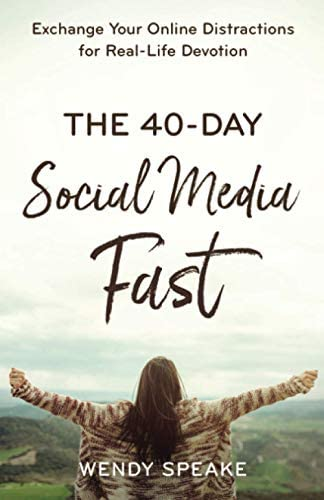 40 Day Social Media Fast product image