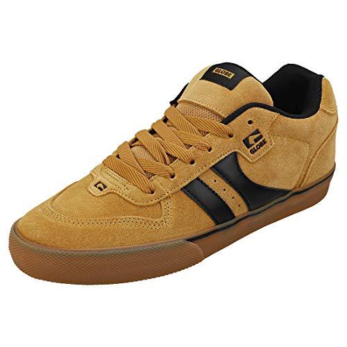 GLOBE Encore-2, Zapatillas de Skateboard Hombre, Marrón (Wheat/Gum 16307), 37 EU