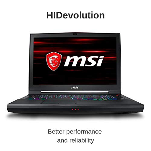 Comparison of HIDevolution MSI GT75 9SG Titan (MS-GT754K247-HID8-US) vs ASUS Chromebook (C423NA)