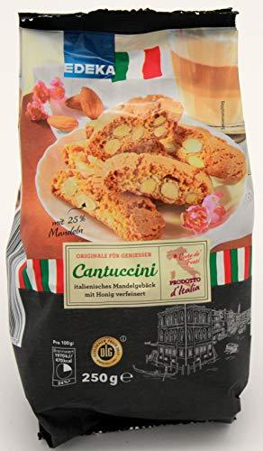 Edeka Italia Cantuccini, 12er Pack (12 x 250g)