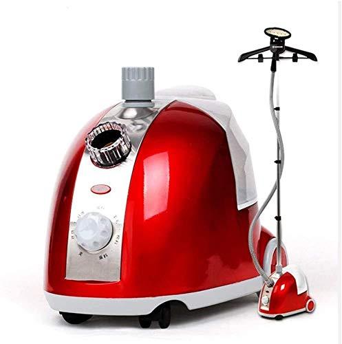 Buy Ironing Machine Standing Steamer-Fast Heating, 1600-Watt Upright 2.3L Fabric Steamer Water Tank ...