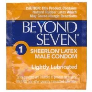 OKAMOTO Beyond Seven Latex Condoms - 48 condoms