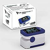 Dr Vaku Swadesi Pulse Oximeter Finger Pulse Blood Oxygen SpO2 Monitor FDA CE