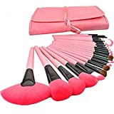 MISS & MAM Makeup Brush Set Professional Kabuki Foundation Blending Blush Concealer Eye
