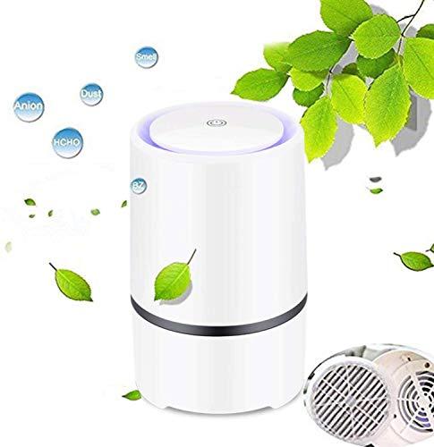 Purificador aire for hogar Eficiente filtro HEPA Carbón