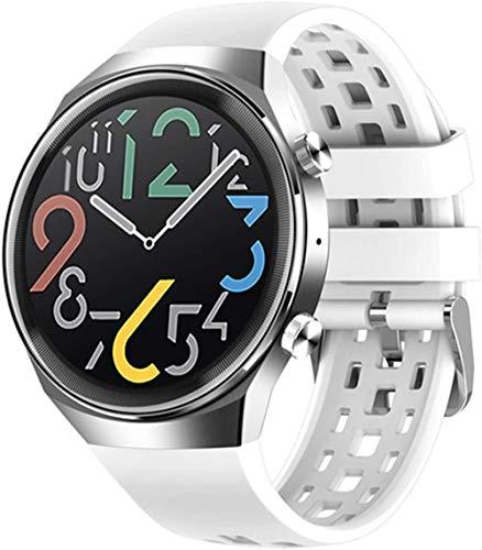 Reloj Inteligente QS8 Nuevo Reloj Inteligente con Bluetooth Llamada Hombres S Y Mujeres S Impermeable Smartwatch Fitness Pulsera para Android-D