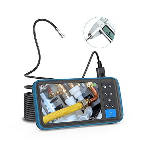 TYXS Endoscopio Industrial, Cámara de Inspección HD 1080P con Pantalla LCD de...
