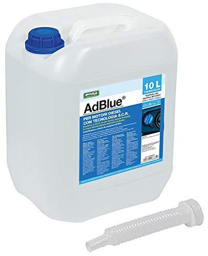 CORA COADB10L AdBlue ISO 22241 Tanica 10 L con Beccuccio