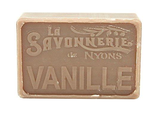 La Savonnerie de Nyons Vanille rechteckig Seifen 100Gramm, Multi/Farbe, eine Größe