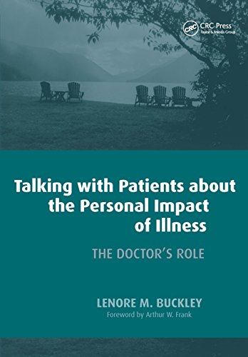 41g+Y397feL - Talking with Patients About the Personal Impact of Ilness: The Doctor's Role