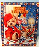 Teddy Tum Tum Toy Company Tin Sign