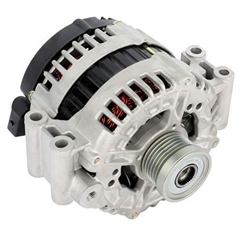 SCITOO Alternator OE Fit for BMW 2008-2013 3.0L BMW 323i 2007-2009 2.5L BMW X3 2007-2009 3.0L 180AMP 12V ABO0391 12-31-7-550-968