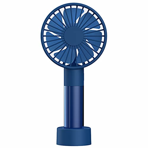 USB FANS Handheld mini rechargeable ultra-quiet fan, portable outdoor fan home low-noise student dormitory desktop fan suitable for home and travel